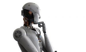 Yapay-zekâ-robot